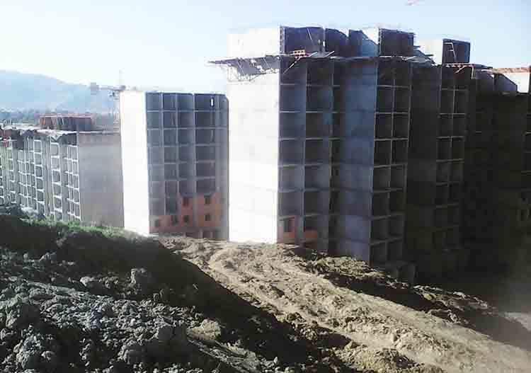 AADL - Le siège de l'AADL à Tizi-Ouzou fermé par les souscripteurs