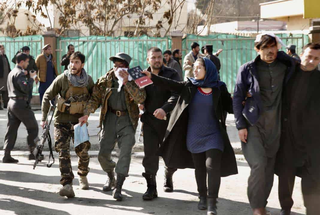 Des dizaines de blessés à Kaboul, après une explosion à la voiture piégée
