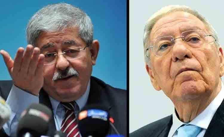 Ould Abbas et Ahmed Ouyahia se disputent à distance