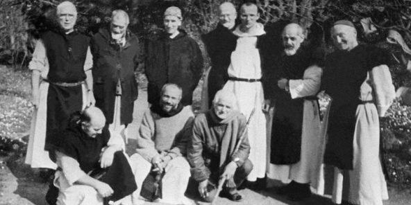 Une vingtaine de religieux chrétiens morts en Algérie