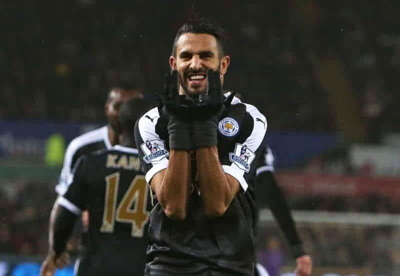 Pep Guardiola peut se rassurer : il ne devrait pas surpayer Ryad Mahrez, à Leicester.