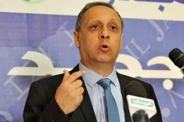 Sofiane Djilali à propos de la cacophonie au sommet du pouvoir: « La répartition du butin fait courir toutes les parties »
