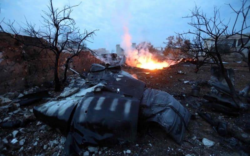 Avion russe abattu en Syrie