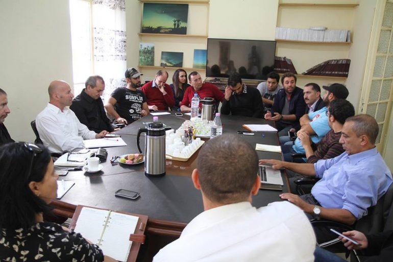 L'Assemblée générale des éditeurs de la presse électroniques bloquée par la wilaya d'Alger