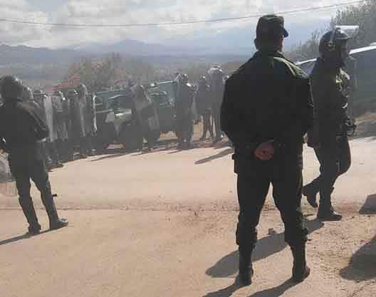 Tizi-Ouzou : La réalisation d'une cité AADL provoque des émeutes à Fréha