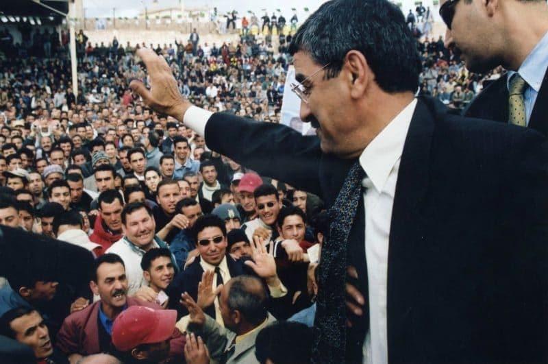 RCD : Saïd Sadi se retire définitivement du parti