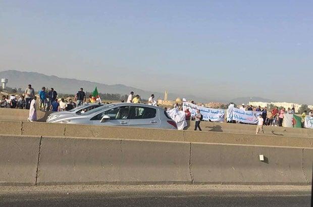 Les accès à la capitale bloqués : les retraités de l'ANP tentent de marcher sur Alger