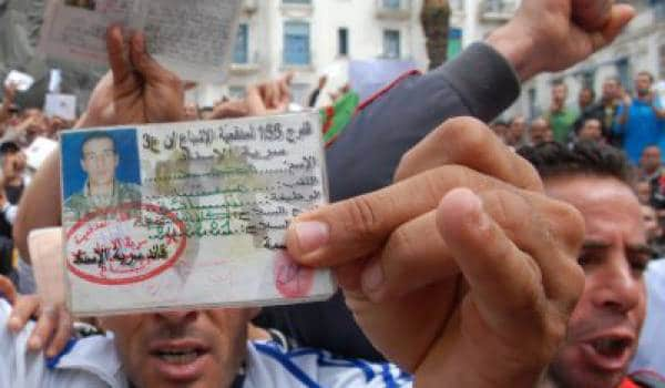Reghaïa : plusieurs blessés lors des affrontements entre des retraités de l'ANP et les forces de l'ordre