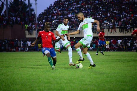 Les Verts dégringolent à la 69e position dans le Classement FIFA