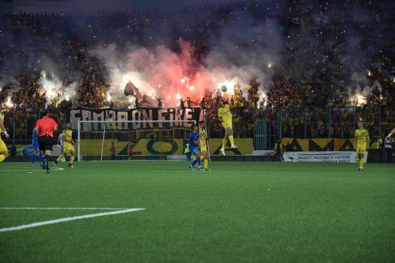 Ligue 1 : Les Canaris toujours plus haut