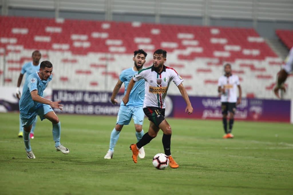 Le MC Alger a validé son ticket pour le prochain tour de la Coupe Arabe des clubs au terme de son match nul, ce vendredi, au stade du 5 Juillet d'Alger face au club bahreïni d'Al-Rifaâ SC sur les score de 0 à 0.