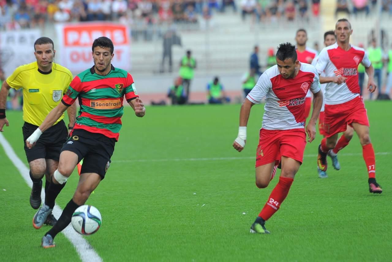 Ligue 1 : Encore une défaite pour le MCA