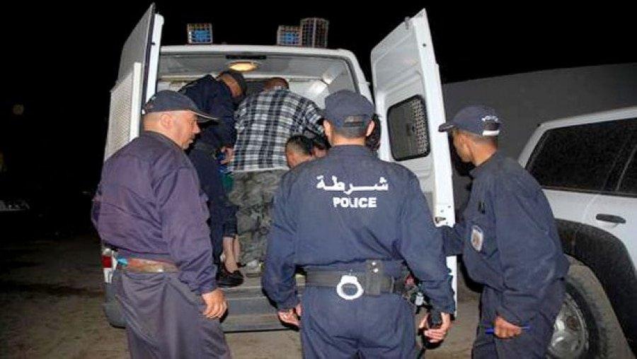 Tamanrasset Un employé d'Algérie poste arrêté pour une affaire de drogue