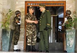 ANP : cinq généraux-majors et un colonel sous mandat de dépôt