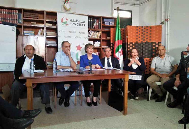 Le mouvement Mouwatana appelle explicitement le président Bouteflika à renoncer au 5èmemandat. Empêchée de tenir sa conférence nationale à la mutuelle des matériaux de construction de Zeralda, à Alger, l'instance de coordination du mouvement a été contrainte de se réunir au siège du parti Jil Jadid.