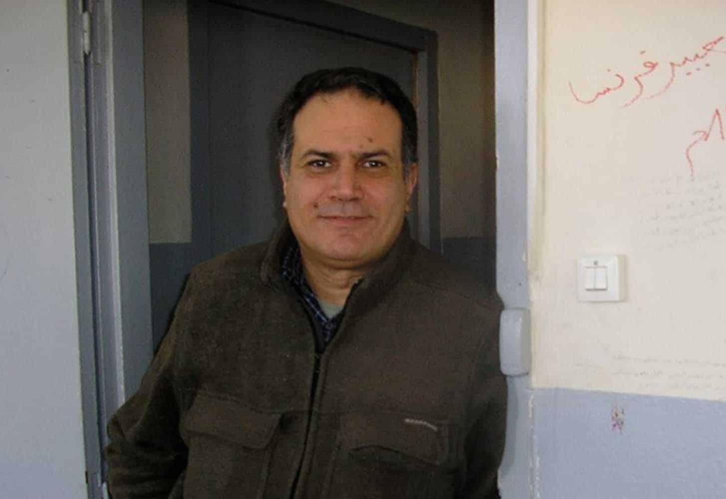 Le journaliste arrêté Said Chitour