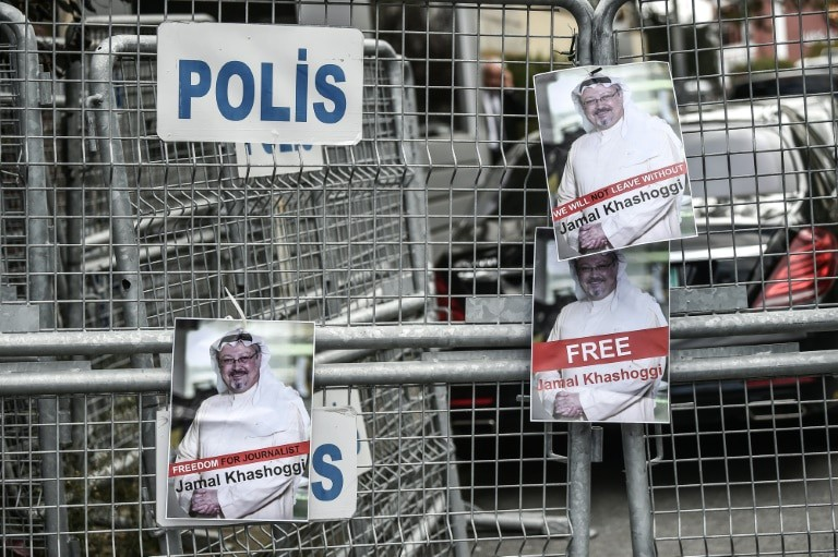 """Le président turc Recep Tayyip Erdogan a mis lundi les autorités saoudiennes au défi de """"prouver"""" qu'un journaliste saoudien porté disparu avait quitté le consulat saoudien à Istanbul, après des informations sur son assassinat par des agents de Ryad."""
