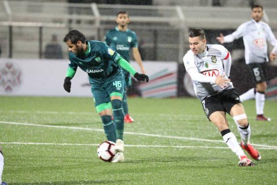 photo match ESS - Ahli SC