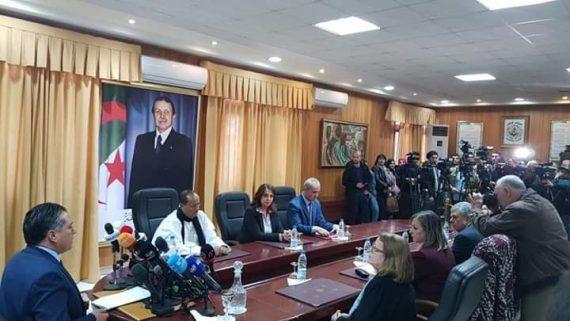 Le front de libération nationale (FLN) confirme officiellement le départ de son ex-secrétaire général, Djamel Ould Abbas qui avait refusé de démissionner. Une nouvelle instance dirigeante du parti a été installée, aujourd'hui, et des mesures radicales ont été annoncées.