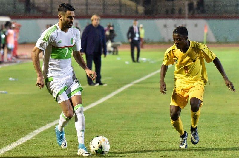 La sélection algérienne de football a validé ce dimanche à Lomé, sur le terrain synthétique de la capitale togolaise son ticket pour la phase finale de la Coupe d'Afrique des Nations, qui aura lieu au mois de juin prochain au Cameroun après son succès sur le score de 4 buts à 1.