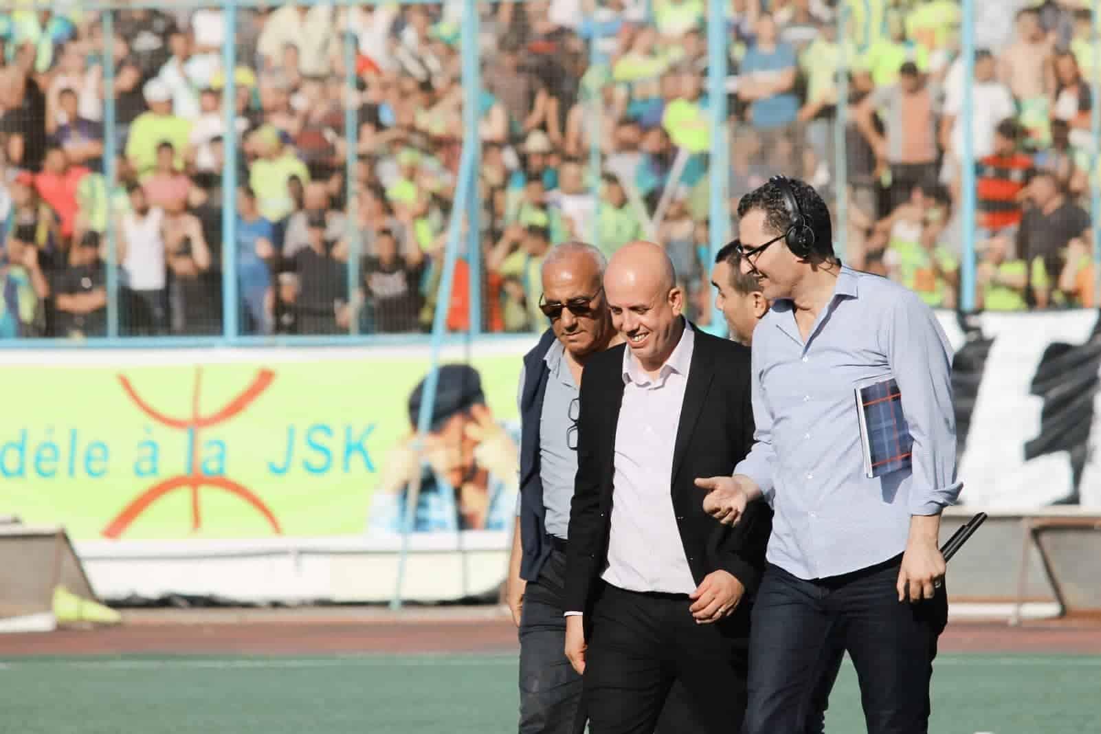 © Hadi belacel pour INTERLIGNES | Cherif Mellal et Mouloud Aiboud