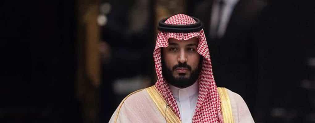 prince héritier saoudien, Mohamed Ben Salmane (MBS)