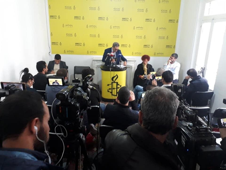 Amnesty International et trois autres organisations de défense des droits de l'homme lancent un appel commun pour le respect des libertés fondamentales. Rendu public, aujourd'hui, l'appel est adressé aux autorités.