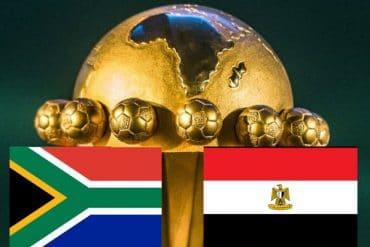 L'Égypte et l'Afrique du Sud sont officiellement les deux seuls pays candidats qui vont se disputer l'organisation de la CAN-2019, prévu du 15 juin au 13 juillet prochain.