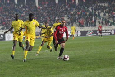 Après sa défaite au match aller des huitièmes de finale de la Coupe arabe des clubs face au club soudani d'Al-Merreikh sur le score de 4 buts à 1, l'USM Alger devait inscrire trois buts pour se qualifier.