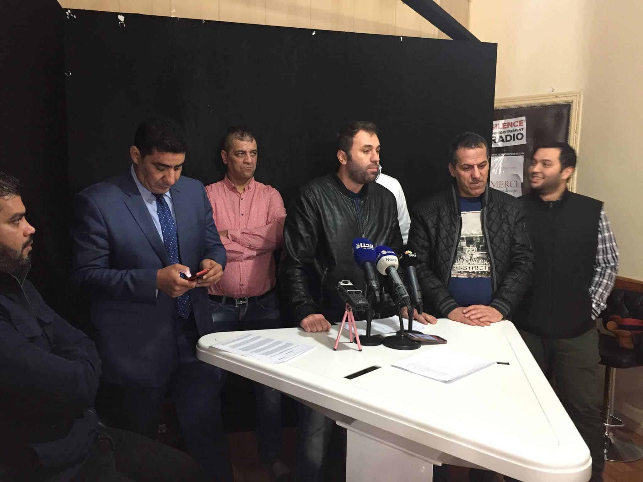 Les journalistes, artistes et footballeurs déjà emprisonnés déposent plainte contre Ennahar TV et Anis Rahmani