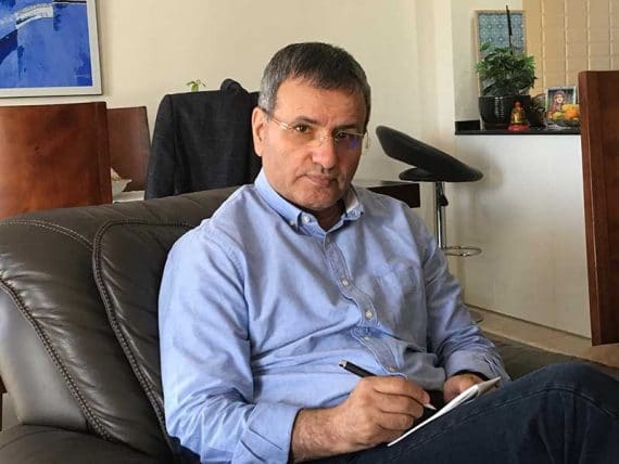 Déclaration de candidature à l'élection présidentielle d'avril 2019 de Ali GHEDIRI