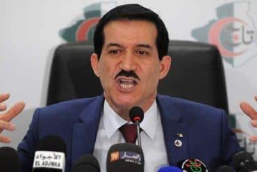 Le président du parti TAJ, Amar Ghoul appelle officiellement à un 5ème mandat. Il réagit quelques minutes seulement après la convocation du corps électoral qui fixe la date de la tenue de la prochaine présidentielle et invite le président Bouteflika à briguer un nouveau mandat.