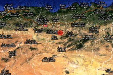 L'épicentre du séisme a été localisé à 5 km au sud ouest d'Aïn Azel dans la wilaya de Sétif, précise la meme source.