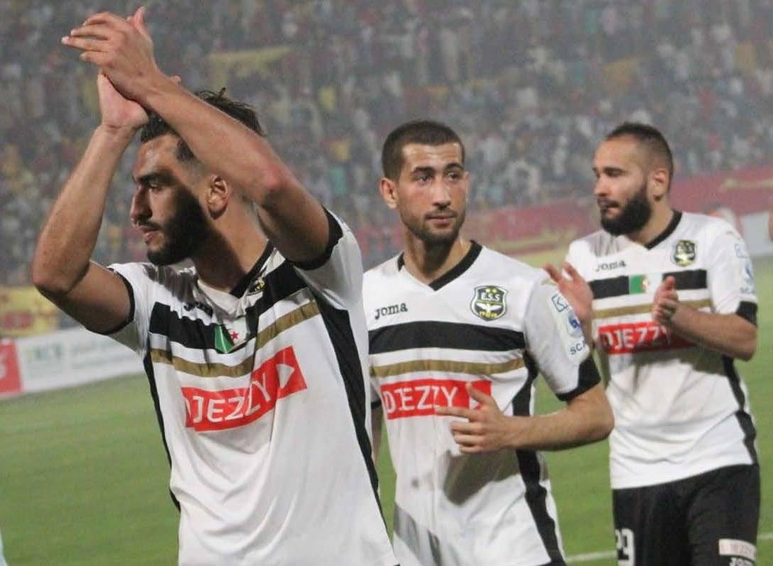 L'ES Sétif est le dernier club à se hisser au stade des huitièmes de finale de la coupe d'Algérie.