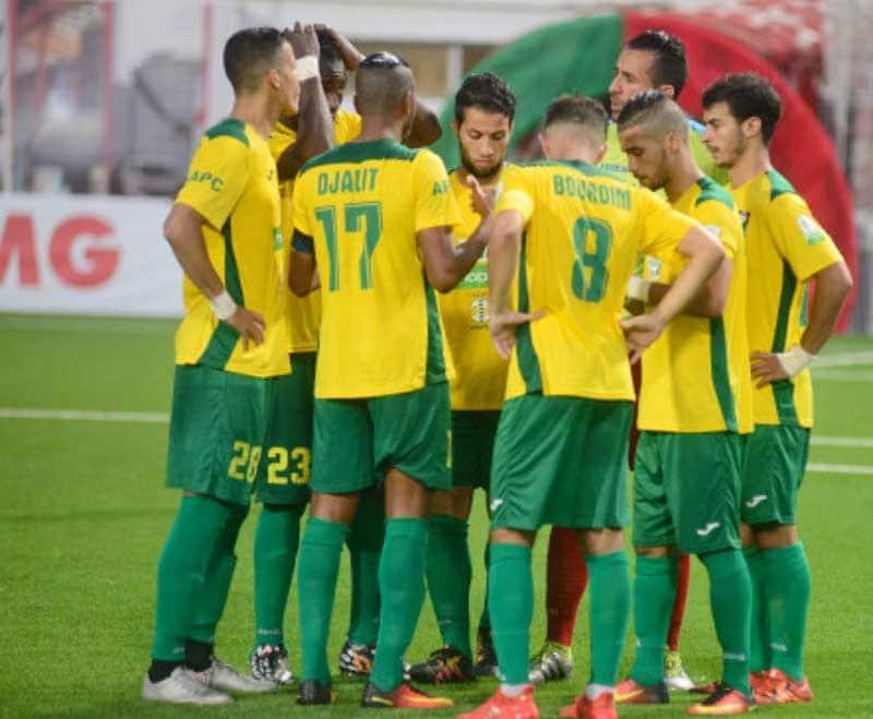 La JS Saoura s'est contentée, ce vendredi soir, au stade du 20 Août 1955 de Béchar du nul pour son second match du groupe D de la Ligue des champions d'Afrique face au club égyptien d'Al Ahly (1-1).