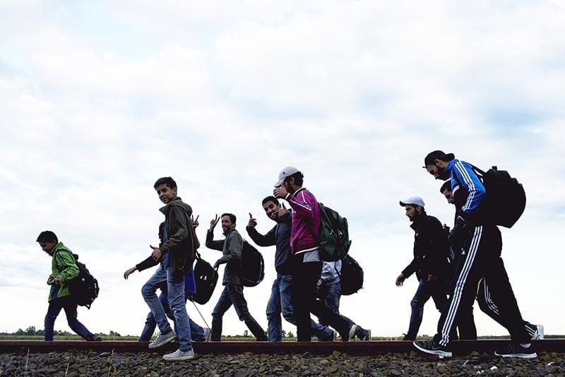 Une polémique est apparue il y a deux jours entre le HCR qui s'est dit préoccupé par le sort d'une centaine de réfugiés de pays arabes, disparus selon lui dans le désert, et l'Algérie qui les a refoulé vers le Niger par lequel ils seraient entrés au motif qu'il s'agit d'une «mesure sécuritaire contre l'intrusion de Djihadistes».