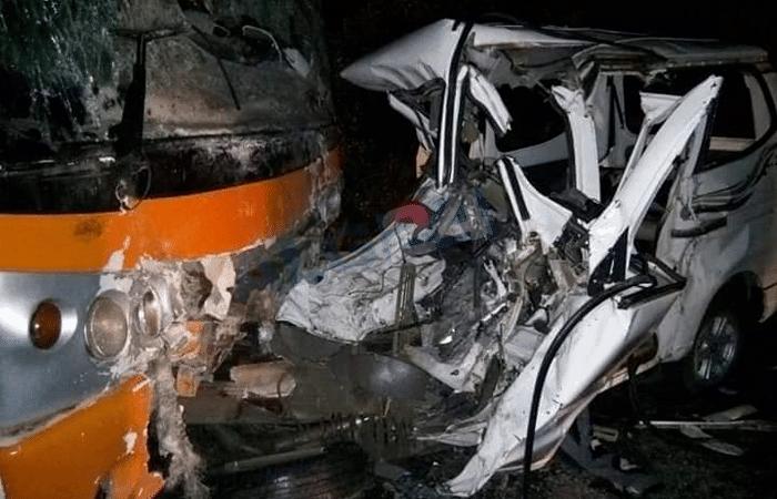 Au moins sept personnes ont perdu la vie ce matin, dimanche, dans un accident de circulation sur la route nationale (RN) 67, entre les communes de Hadjout et Sidi Amer, dans la wilaya de Tipaza., wilaya de Tipaza.