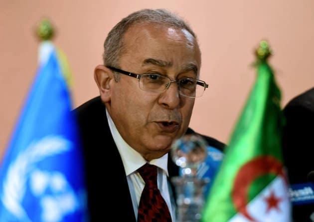 © DR | Le diplomate algérien Ramtane Lamamra