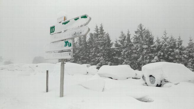 Onze (11) routes nationales et quinze (15) chemins de wilayas au niveau de 9 wilayas sont fermées à la circulation en raison des intempéries enregistrées dans le nord du pays suite aux fortes chutes de neige et à l'érosion du sol, a indiqué dimanche un communiqué de la Gendarmerie nationale.