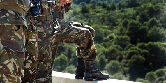 Le terroriste recherché «B. Yacine» dit « Abdelkhalek » a été arrêté, hier 16 Février, à Alger selon un communiqué du ministère de la défense (MDN).