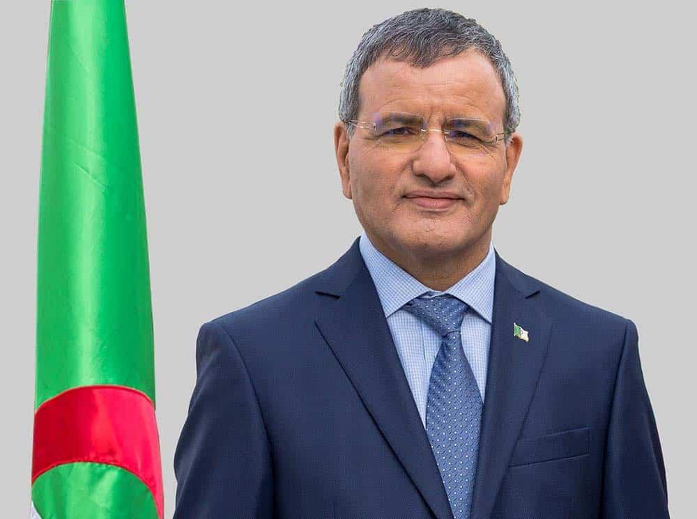 © DR | Le candidat à la candidature à la prochaine élection présidentielle, Ali Ghediri