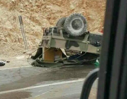 Quatre militaires ont perdu la vie aujourd'hui 17 mars, dans un accident de circulation au sud de la wilaya de Tebessa.