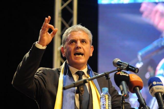 ©DR| le président du parti politique du Rassemblement pour la Culture et la Démocratie (RCD)