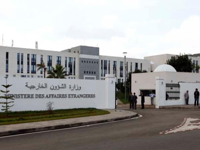 © DR| Ministère des Affaires Etrangères.