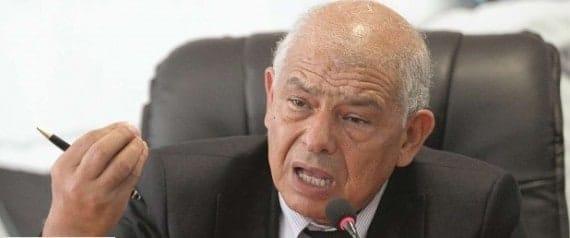 Abdelmadjid Silini, Bâtonnier d'Alger