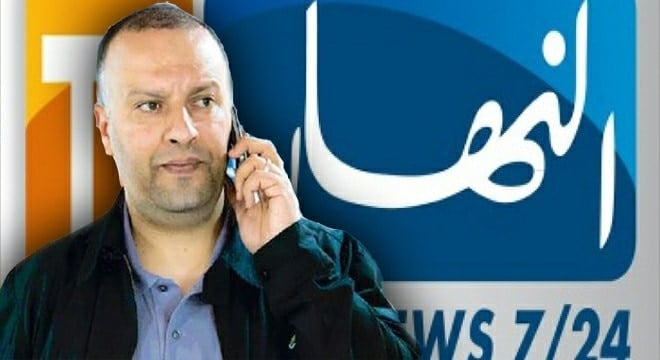 Crédit photo : DR| Anis Rahmani directeur de la chaine de télé Ennahar