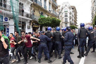 Manifestation des étudiants