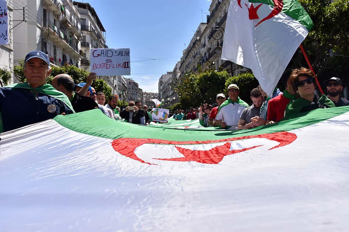 Manifestation du 17 Mai 2019 à Alger