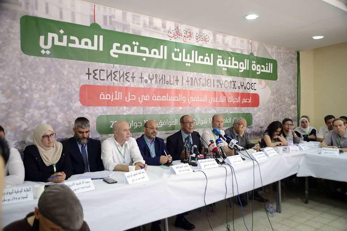 Conférence nationale de la société civile