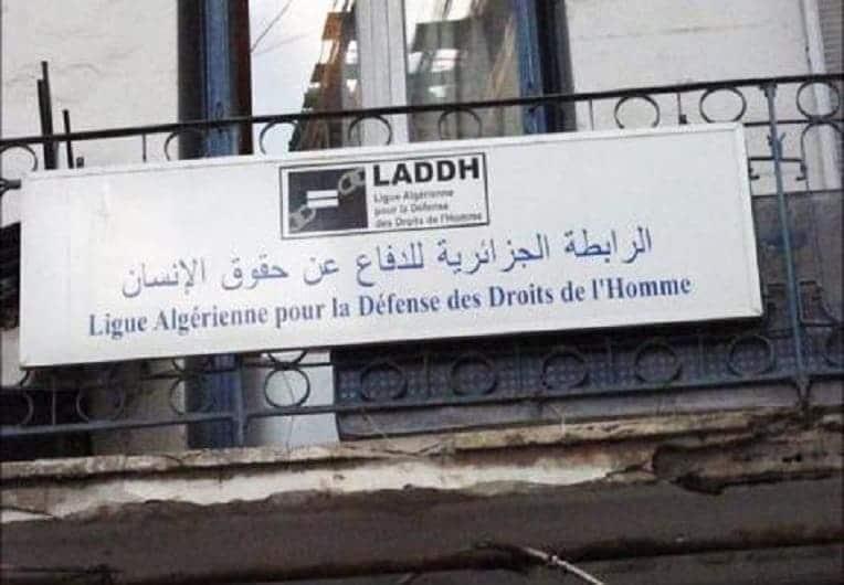 © DR | Ligue algérienne pour la défense des droits de l'homme